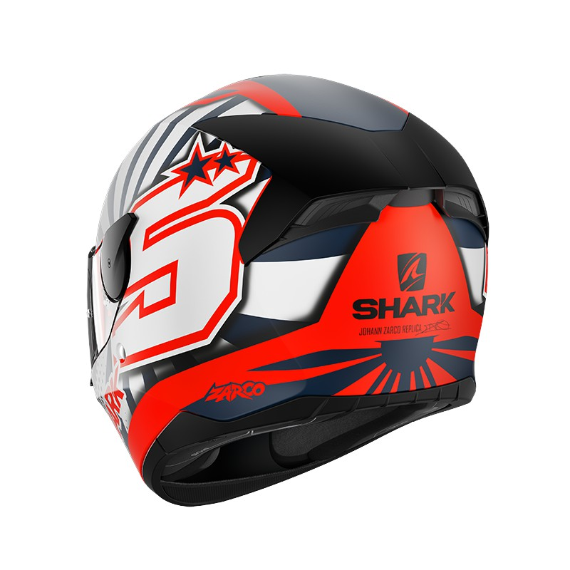 SHARK D-SKWAL REPLICA SAM LOWES HE4003KOS - XS