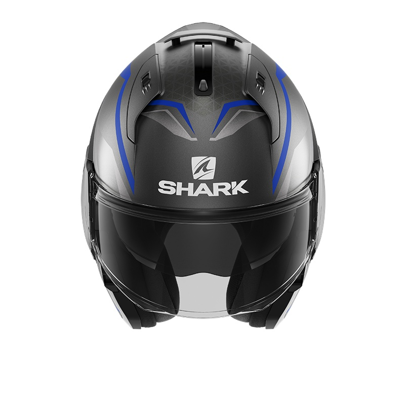 SHARK EVO ES YARI MAT HE9804ABS - XS + Interkom SHARKTOOTH PRIME - BUNDLE