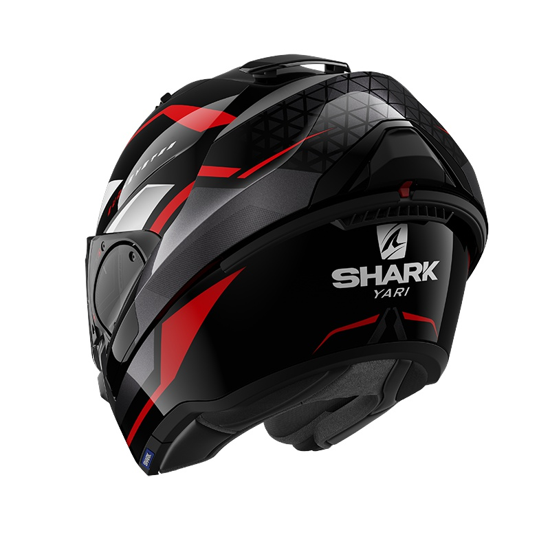 SHARK EVO ES YARI HE9803KRW - XL + Interkom SHARKTOOTH PRIME - BUNDLE
