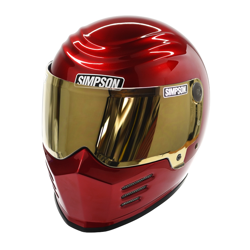 SIMPSON OUTLAW Candy Red 28315M5 - M